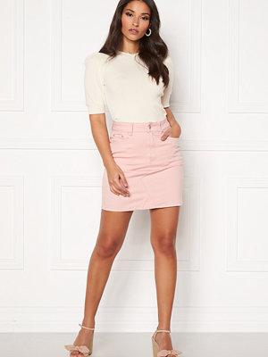 Kjolar - Vila Cassie Short Denim Skirt