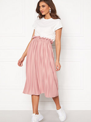 Bubbleroom Anna midi pleated skirt