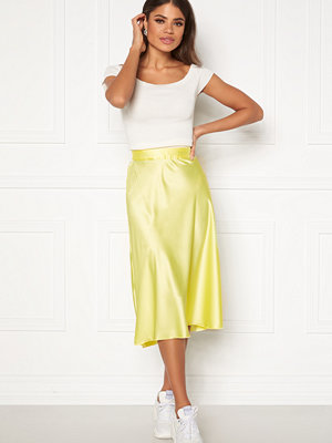Vero Moda Christas Satin H/W Skirt