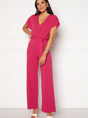 Sisters Point Girl Jumpsuit Stone