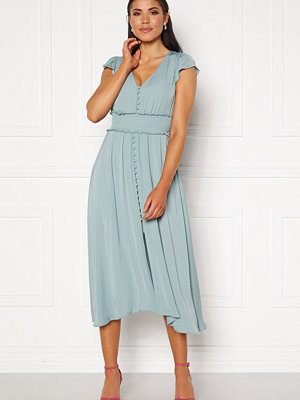 Forever New Amayah Button Front Midi Dress