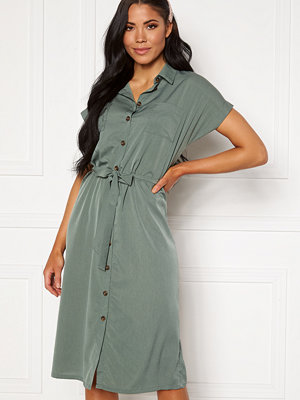 Only Hannover S/S Shirt Dress Laurel Wreath