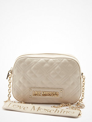 Love Moschino Quilted Bum Bag
