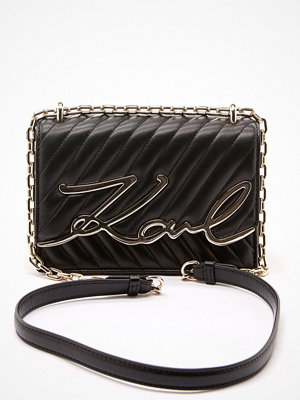 Karl Lagerfeld Signature Stitch S Bag