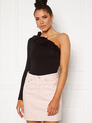 Bubbleroom Valerie one shoulder top