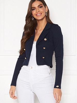 Chiara Forthi Jemma button jersey jacket