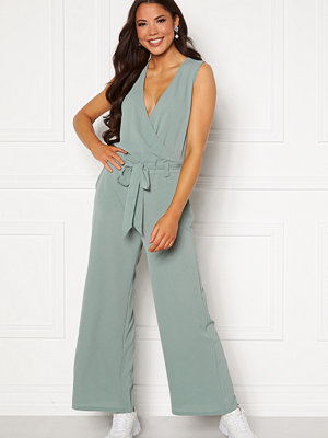 Only Nova Lux S/L Wrap Jumpsuit