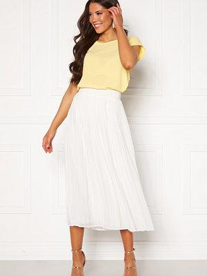 Vila Plissea HW Midi Skirt
