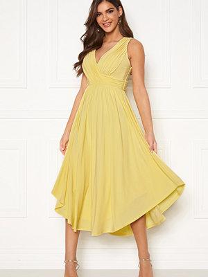 Chiara Forthi Valeria Dress Yellow