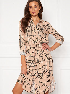 Vila Alu Midi Shirt Dress