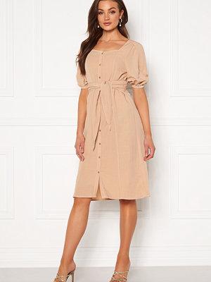 Pieces Rosali SS Midi Dress