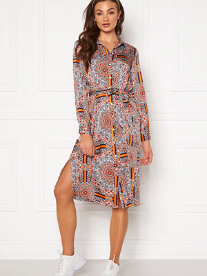 Object Amelia L/S Shirt Dress