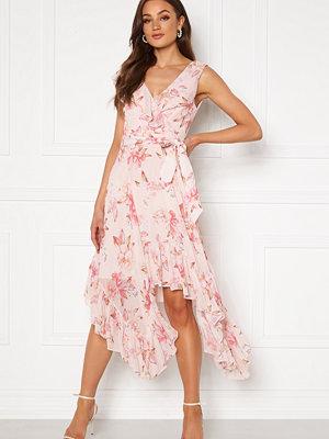 Forever New Keira Ruffle Midi Dress