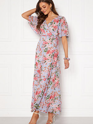 byTiMo Delicate Semi Wrap Gown