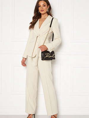 Ivyrevel omönstrade byxor Belted Suit Pants