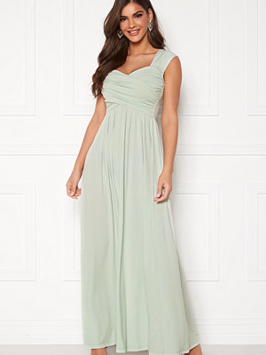 Chiara Forthi Kirily Maxi Dress Dusty green