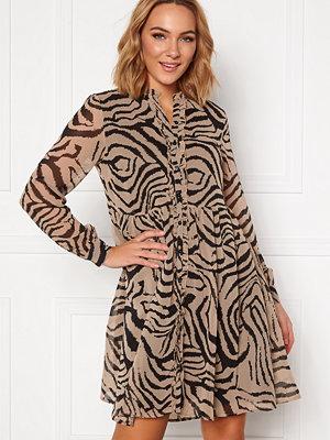 Object Billie L/S Long Dress