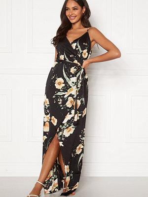 Girl In Mind Dress Creme Floral