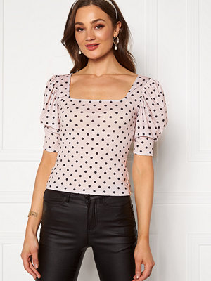 Bubbleroom Sally printed top Dotted