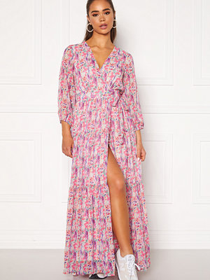 Y.a.s Esmeralda Wrap 3/4 Maxi Dress