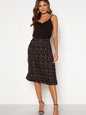 Happy Holly Fredrika skirt Black / Patterned