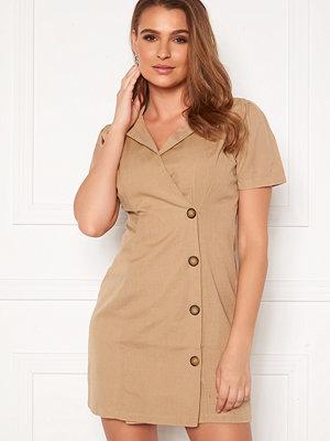 Rut & Circle Chloe Button Dress