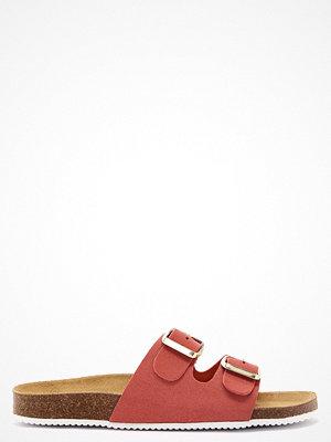 Pieces Lina Suede Sandal