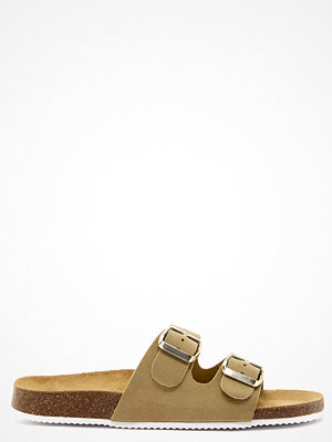 Pieces Lina Suede Sandal
