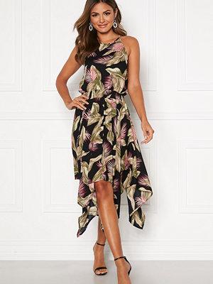 Happy Holly Isadora halterneck dress