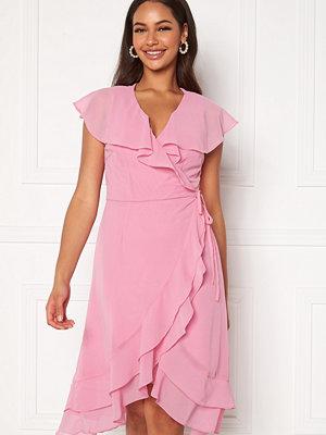 Vero Moda Maya Wrap Frill Dress
