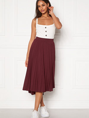 Only Paradise Pleated Skirt