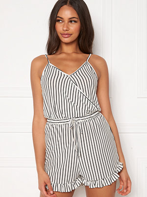 Pieces Nurine Strap Playsuit