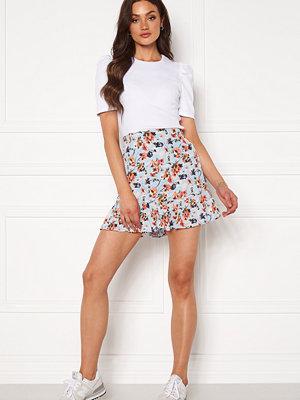 Pieces Avianna MW Skirt Kentucky Blue AOP