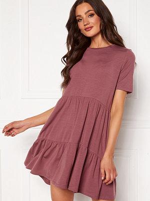 Vero Moda Java Peplum Short Dress