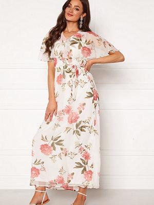 Vero Moda Lucca Frill Maxi Dress Wvn Ce
