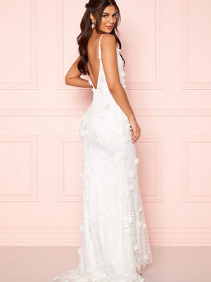 Nicole Falciani X Bubbleroom Nicole Falciani Wedding Gown