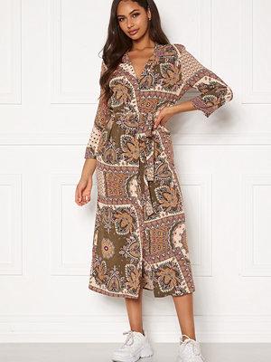 Object Sun 3/4 Long Dress
