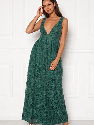 Y.a.s Cheshire SL Maxi Dress Evergreen