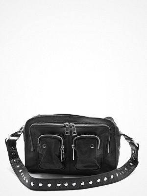 NuNoo Ellie Silky Black Bag