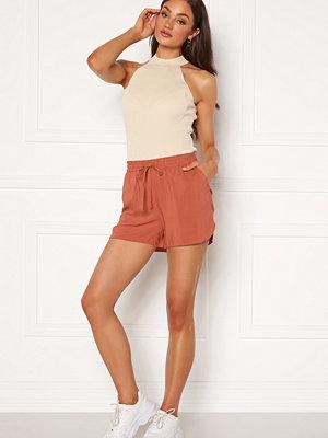 Vero Moda Simply Easy Nw Shorts Wvn Ga Marsala
