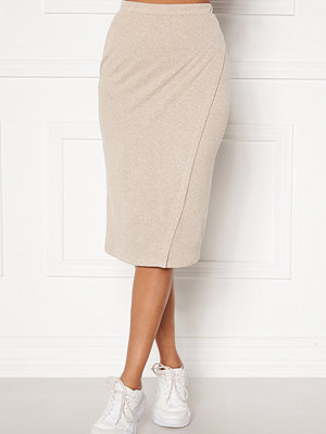 Bubbleroom Melvina fine knitted skirt