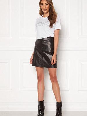 Object Chloe Leather Skirt