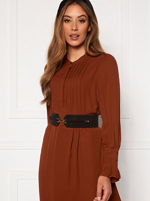 Pieces Mellie Suede Waist Belt