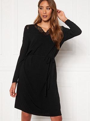 Object Bea New L/S Dress PB8 Black