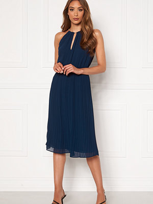 MICHAEL Michael Kors Chain Neck Midi Dress