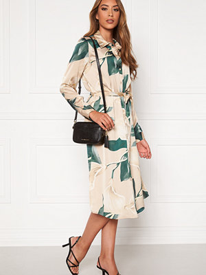 Object Fania L/S Long Shirt Dress