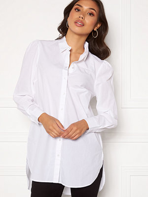 Pieces Siva Puff Sleeved Shirt