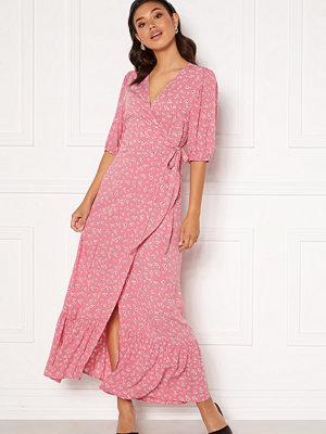 Vila Kidda S/S Dress Rosebloom