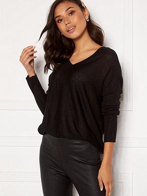 Jacqueline de Yong New Druna L/S Pullover Black