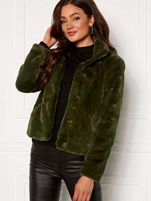Only Vida Faux Fur Jacket